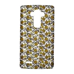 Roses pattern LG G4 Hardshell Case