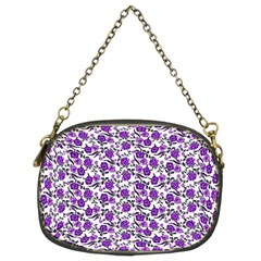 Roses pattern Chain Purses (Two Sides)