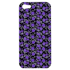 Roses pattern Apple iPhone 5 Hardshell Case