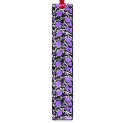 Roses pattern Large Book Marks
