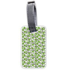 Roses pattern Luggage Tags (Two Sides)