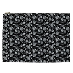 Roses pattern Cosmetic Bag (XXL)
