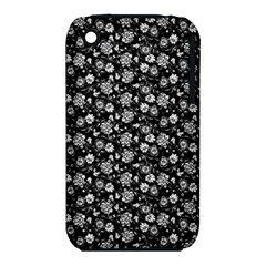 Roses pattern iPhone 3S/3GS