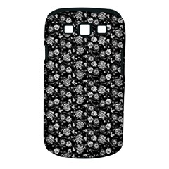 Roses pattern Samsung Galaxy S III Classic Hardshell Case (PC+Silicone)