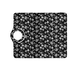 Roses pattern Kindle Fire HDX 8.9  Flip 360 Case