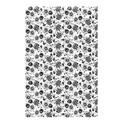 Roses pattern Shower Curtain 48  x 72  (Small)
