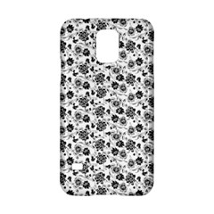 Roses pattern Samsung Galaxy S5 Hardshell Case