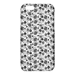 Roses pattern iPhone 6/6S TPU Case