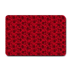 Roses pattern Small Doormat