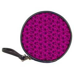 Roses pattern Classic 20-CD Wallets