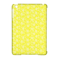 Roses pattern Apple iPad Mini Hardshell Case (Compatible with Smart Cover)