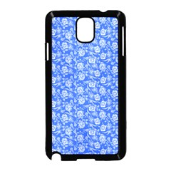 Roses pattern Samsung Galaxy Note 3 Neo Hardshell Case (Black)