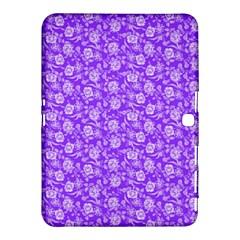Roses pattern Samsung Galaxy Tab 4 (10.1 ) Hardshell Case