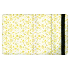 Roses pattern Apple iPad 2 Flip Case