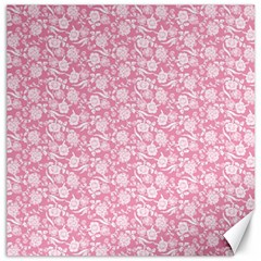 Roses pattern Canvas 20  x 20