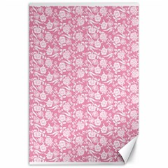 Roses pattern Canvas 20  x 30