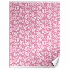 Roses pattern Canvas 36  x 48