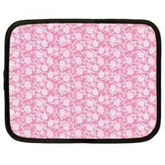 Roses pattern Netbook Case (XL)