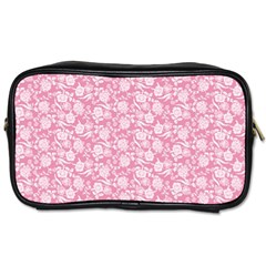 Roses pattern Toiletries Bags 2-Side