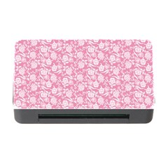 Roses pattern Memory Card Reader with CF