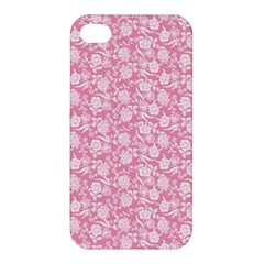 Roses pattern Apple iPhone 4/4S Hardshell Case