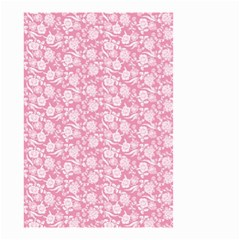 Roses pattern Small Garden Flag (Two Sides)