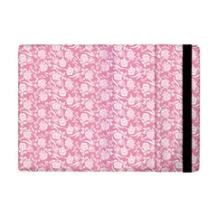 Roses pattern Apple iPad Mini Flip Case