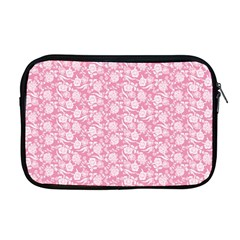 Roses pattern Apple MacBook Pro 17  Zipper Case