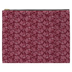 Roses pattern Cosmetic Bag (XXXL)