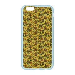 Roses pattern Apple Seamless iPhone 6/6S Case (Color)
