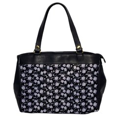 Roses pattern Office Handbags