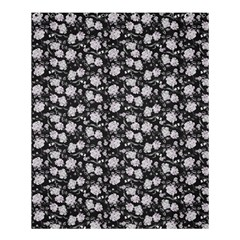 Roses pattern Shower Curtain 60  x 72  (Medium)