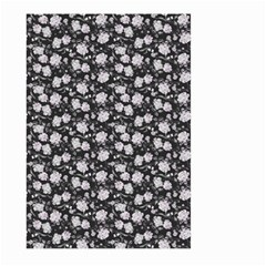 Roses pattern Large Garden Flag (Two Sides)