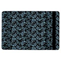 Roses pattern iPad Air Flip