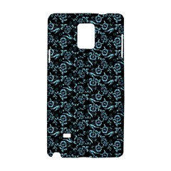 Roses pattern Samsung Galaxy Note 4 Hardshell Case