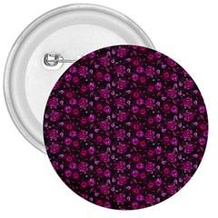 Roses pattern 3  Buttons