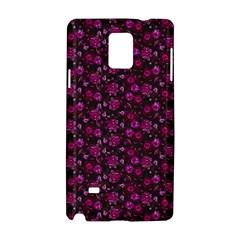 Roses pattern Samsung Galaxy Note 4 Hardshell Case