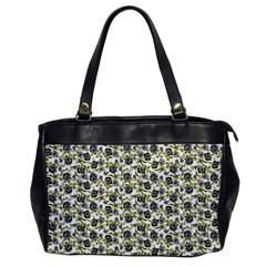 Roses pattern Office Handbags