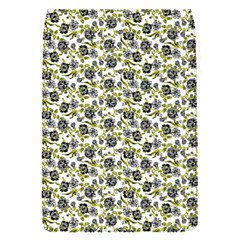 Roses pattern Flap Covers (S)