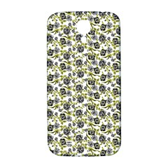 Roses pattern Samsung Galaxy S4 I9500/I9505  Hardshell Back Case