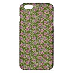 Roses pattern iPhone 6 Plus/6S Plus TPU Case