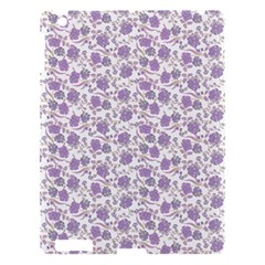 Roses pattern Apple iPad 3/4 Hardshell Case