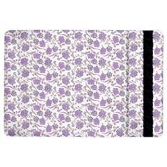 Roses pattern iPad Air 2 Flip
