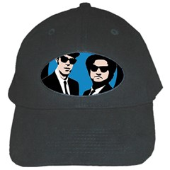 Blues Brothers  Black Cap