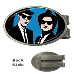 Blues Brothers  Money Clips (Oval)
