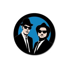 Blues Brothers  Magnet 3  (Round)