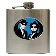 Blues Brothers  Hip Flask (6 oz)