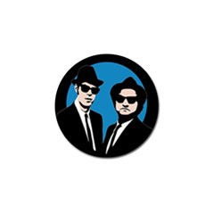 Blues Brothers  Golf Ball Marker (4 pack)
