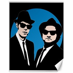 Blues Brothers  Canvas 12  x 16