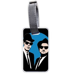 Blues Brothers  Luggage Tags (Two Sides)